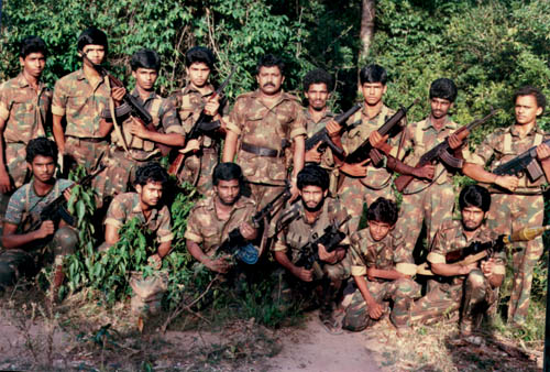 Prabhakaran S Tigers And Mandela S Spears Part 6 Prabaharan