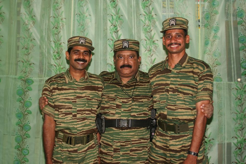 sri lanka tigers of tamil