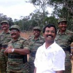 LTTE leader with Tiger commanders with air tigers 3