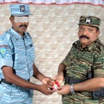 Mr. Pirapaharan awards a TAF airman 4