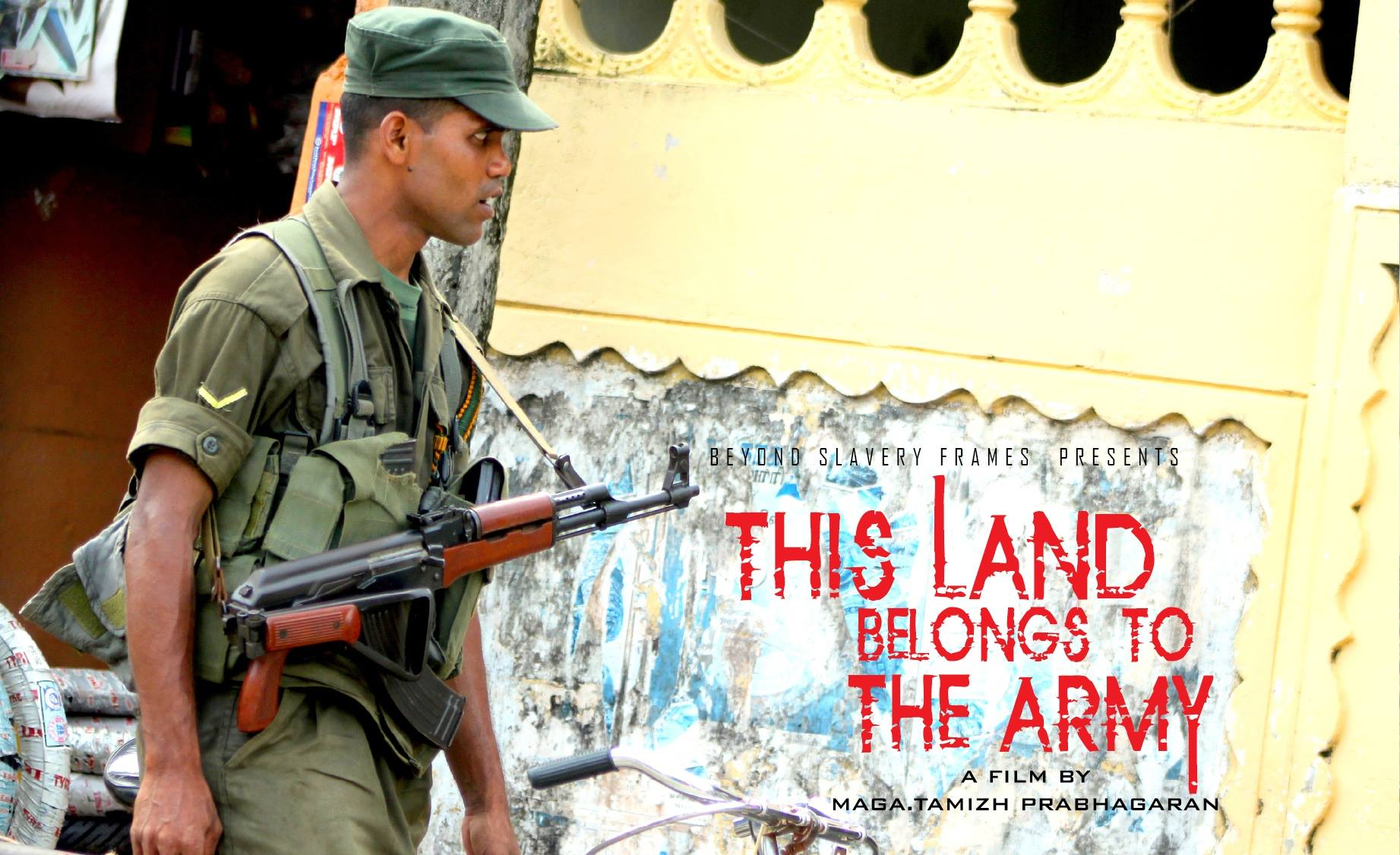 This Land Belongs to the Army