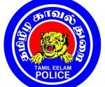 tamileelam police  logo