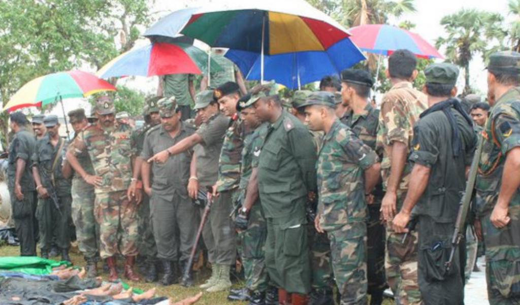 Image result for shavendra war crimes
